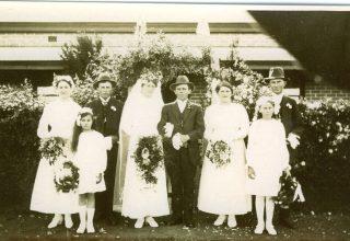 1918 Hoffmann Wedding